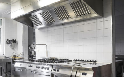Commercial Kitchen Tiling