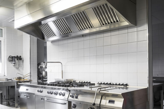 Commercial Kitchen Tiling